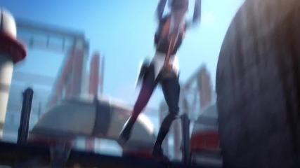 Overstrike - Official Reveal Trailer E3 2011