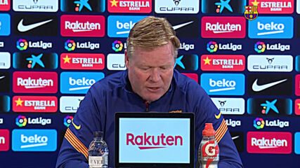 "Spain: ""Is best not to comment anything at the moment​"" - Koeman on Super League"