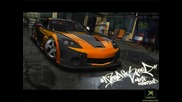 Need For Speed Most Wanted -the Mann