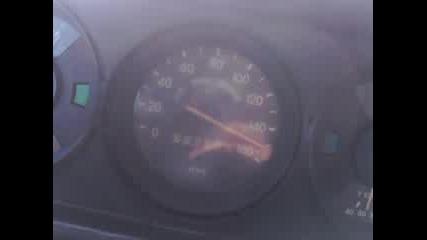 Азлк 2140 - 1500 ускорение.