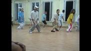 The Center - хип хоп танци