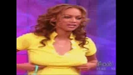 Tyra Banks Superfreak Tribute