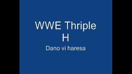 Wwe Thriple H