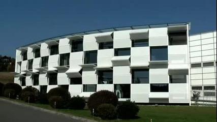 Динамична фасада - Архитектура