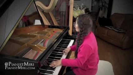 Iggy Azalea - Black Widow ft. Rita Ora Piano Cover by Pianistmiri