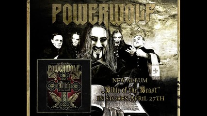 Powerwolf - Raise Your Fist Evangelist [hq ]
