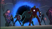 Avengers Assemble - 1x03 - Ghost of a Chance