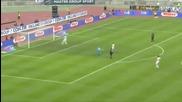 Бари 2:3 Милан (07 - 11 - 2010г.)