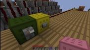 Minecraft Programmable Piano