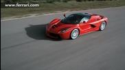 Ferrari Laferrari F150 963hp - Официално видео