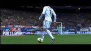 Cristiano Ronaldo Vs Atletico Madrid Away 2 - 1 19 03 2011