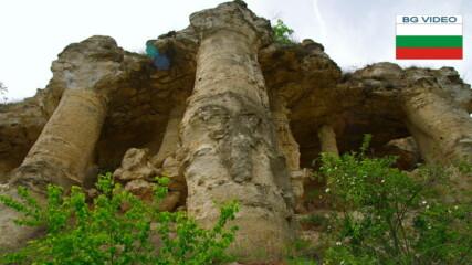 Каменните дворци на титаните