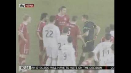 """""""Мадъруел"""" на 5-то място в Шотландия с успех 2:1 над """"Абърдийн"""""""