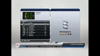Fifa 13 -birmingham City S1 Ep1 - Transfers!