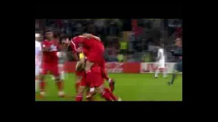Головете На Турция Срещу Чехия На Евро 08