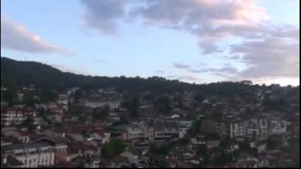 Красотите на България - изгрев над Велико Търново