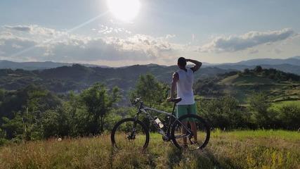 Първа част - Обиколка на Великата Родопа Планина с колела