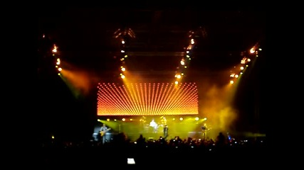 Scorpions - Holiday live @ Sofia 25.10.2010