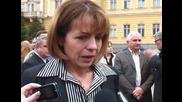 Берлинската стена рухна символично в София