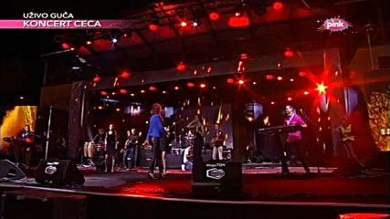Ceca - Koncert - LIVE - Guca 2016