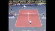 ATP Tour World Championship : Сампрас - Агаси - Част 11/15