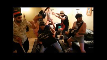 Bulgarian Ecuadorian Harlem Shake - Kuka Style ( Happy Bday Dimo )