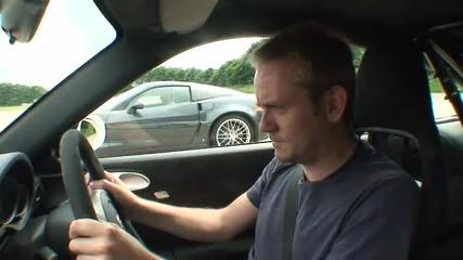 Porshe 911 Gt2 vs Corvette Zr1