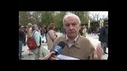 Жителите на Дианабат и Изгрев, не искат трамвай през Борисовата!