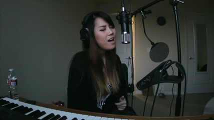 Красиво и талантливо момиче пее песента Wildfire