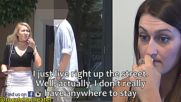 Момиче пуска гаджето си на проститутка, за да тества неговата вярност