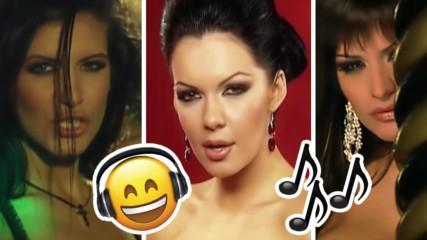 10 на 10: Помните ли поп-фолк хитовете на 2008-ма? Ето ги!
