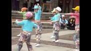 Денят на Танците в Горна Малина - Детска градина Одз при село Горна Малина