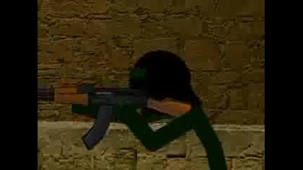Counter-strike 1.6 funny music