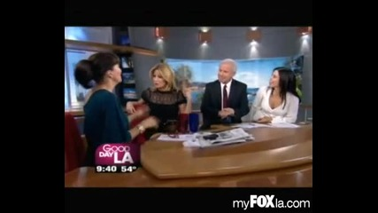 Lucy Lawless on Gdla