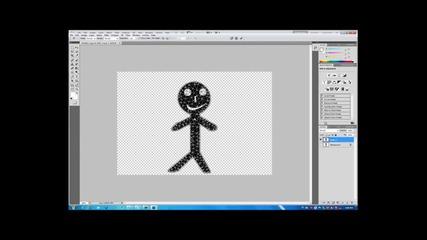 Puppet Warp в Photoshop