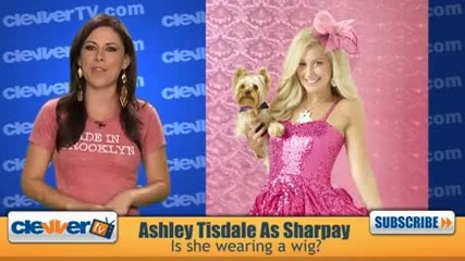 Ashley Tisdale Returns As Sharpay