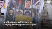 Drug lord El Chapo immortalised in Mexican merchandise