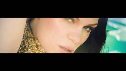 Jessie J - Burnin' Up ft. 2 Chainz ( Официално Видео )