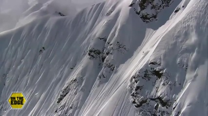 Зимен адреналин! Невероятно екстремни ски спускания!
