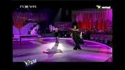 Vip Dance - Сашка Васева и Мон Дьо танцуват танго