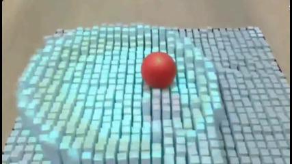 Маса с магическа повърхност