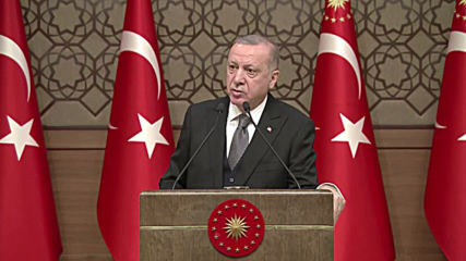 Turkey: Erdogan says 200,000 Syrian refugees headed to Turkish borders