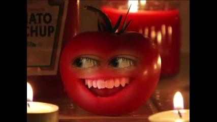Annoying Orange - как хайнц стои до кетчупа