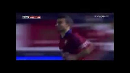 Сезон 2013-2014 Купа На Испания Осминафинал Реванш Осасуна - Реал М 0-2 Целия Мач