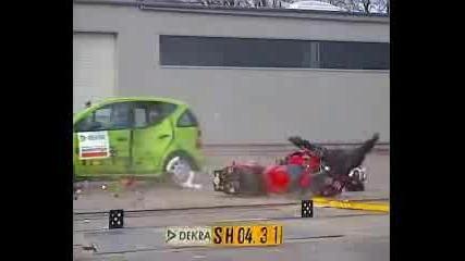ATV Crash Test