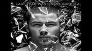 Nick Jonas - Unhinged (audio) 2016