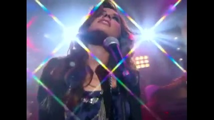 *превод* Demi Lovato - Work Of Art music video - Halloween Special [sonny With a Chance]