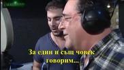 Василис Карас и Пантелис Пантелидис - За един и същ човек говорим - Dj Zmei
