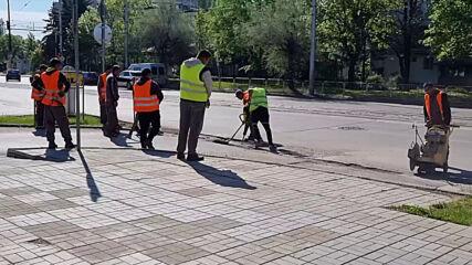Ремонт на дупка в София