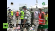 Saudi Arabia: Huge operation after hundreds die in Hajj crush *GRAPHIC*